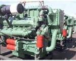 detriot diesel conplete engine