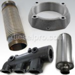 detroit_diesel_371_exhaust_mufflers_silencers_tubos_flexibles_silenciadores