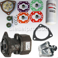 detroit diesel fuel pump, repair kit, filter s60 series \u2013 omark